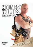 Holmes On Homes - Let's Make It Right: Season 3