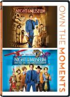 Night at the Museum 1 and 2