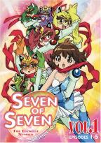 Seven of Seven - Vol. 1: The Luckiest Number