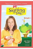 Signing Time! Vol. 1 - My First Signs