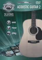 Alfred's Play Series: Acoustic Guitar, Vol. 2