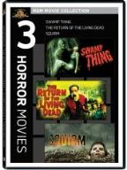 Swamp Thing/Return of Living Dead/Squirm