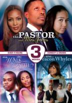 Sins of Deacon Whyles/The Pastor and Mrs. Jones/Walk by Faith 2