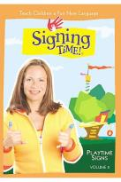 Signing Time! Vol. 2 - Playtime Signs