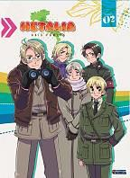 Hetalia: Axis Powers - Season 02