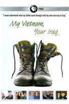 My Vietnam, Your Iraq