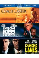 Coach Carter/The Long Kiss Goodnight/Changing Lanes