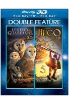 Legend of the Guardians: The Owls of Ga'Hoole 3D/Hugo 3D