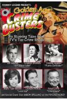 Johnny Legend Presents: Golden Age Crime Busters