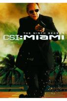 CSI: Miami - The Complete Ninth Season