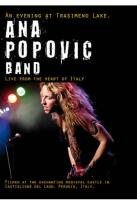 Ana Popovic Band: An Evening at Trasimeno Lake