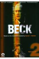 Beck: Set 2 - Episodes 4-6
