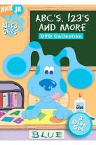 Blue's Clues - ABCs, 123s and More