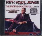 Rev. Paul Jones - The Legend Continues...on DVD
