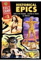 Cult Camp Classics Volume 4 - Historical Epics