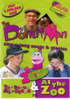 Donut Man - The Donut All-Stars/ At the Zoo