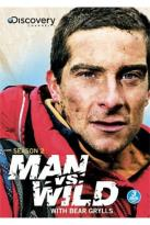 Man vs Wild - The Complete Second Season