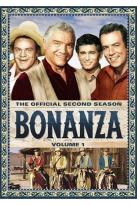 Bonanza - The Official Second Season: Vol. 1