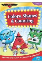 Rock 'N Learn: Colors Shapes Counting