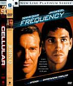 Frequency / John Q / Cellular 3 - Pack