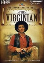 Virginian - The Complete Season Three