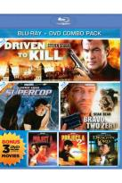 Driven to Kill/Supercop/Bravo Two Zero/Project A/Project A 2/Dragon Lord