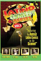 Latino Comedy Series Vol. 3