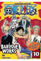 One Piece - Vol. 10: Baroque Works