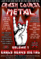 Crash Course Metal - Vol. 1: Early Heavy Metal