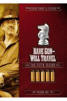 Have Gun, Will Travel - The Fifth Season: Vol. 1