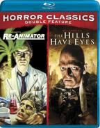 Horror Classics Double Feature: Re-Animator/The Hills Have Eyes