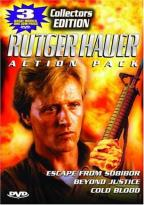 Rutger Hauer Action Pack - 3 Films