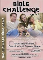 Bible Challenge On DVD: King James Version - New Testament Volume 1