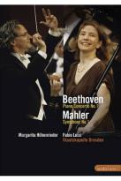 Beethoven - Piano Concerto No. 1/Mahler - Symphony No. 1