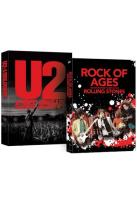 Rock Pack: U2 - A Rock Crusade/Rock of Ages - An Unauthorized Story on the Rolling Stones