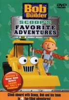 Bob the Builder - Scoop's Favorite Adventures