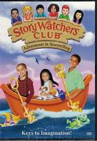 Storywatcher's Club - Keys to Imagination!
