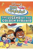 Disney's Little Einsteins - Legend of the Golden Pyramid