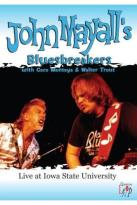John Mayall's Bluesbreakers - Live At Iowa State University