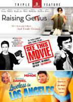 Raising Genius/See This Movie/Loveless in Los Angeles