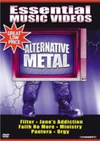 Essential Music Videos - Alternative Metal