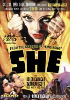 She: B & W Collector's Edition