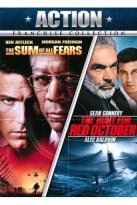 Hunt for Red October/The Sum of All Fears