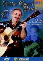 Guitar Chord Magic - A Guide to Cool Chords and Progressions: Homespun Level 3