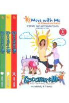 Move with Me Action Adventures: Scooter & Me - Body/Mind/Heart