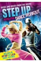 Step Up Revolution Dance Workout