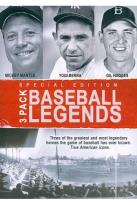 Baseball Legends: Mickey Mantle/Yogi Berra/Gil Hodges