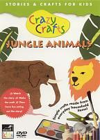 Crazy Crafts - Jungle Animals
