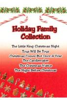 Holiday Family Collection - 6 Animated Classics
