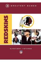 NFL Greatest Games Series: Washington Redskins 3 Greatest Games: Super Bowl Victories